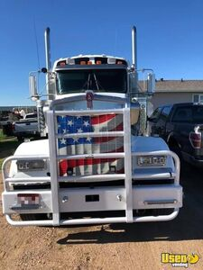 Solid 2007 Kenworth Aerocab W900L Sleeper Truck / Dual Exhaust Semi Truck for Sale in Colorado!