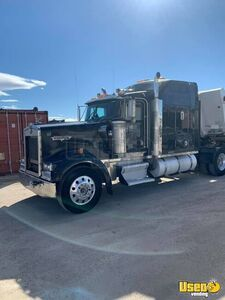 1996 Kenworth W900 Sleeper Cab Semi Truck Dual Exhaust with Trailer for Sale in Colorado!