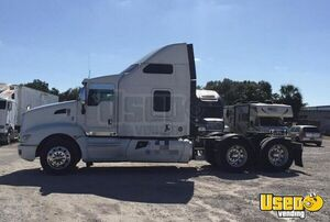 2013 Kenworth T660 Sleeper Cab Semi Truck 435hp Cummins ISX for Sale in Florida!