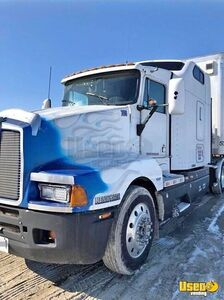 1995 Kenworth T600 Sleeper Cab Semi Truck 475hp Detroit 18-Speed for Sale in Indiana!