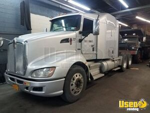 2012 Kenworth T660 Conventional Aero Cab Sleeper Semi Truck for Sale in New York!!
