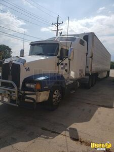 Ready to Work 2007 Kenworth T600 Sleeper Truck / Used Semi Truck for Sale in North Dakota!