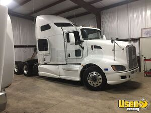 2012 Kenworth T660 Sleeper Cab Semi Truck 455hp Paccar 10-speed AT for Sale in Texas!