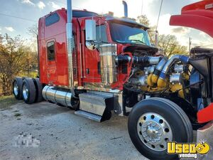 2007 Kenworth W900L Sleeper Cab Semi Truck 625hp Cat C15 MSX MT for Sale in Texas!