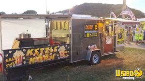 Kettle Corn Concession Trailer Concession Trailer Awning Wisconsin for Sale