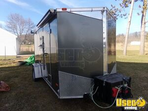 Kettle Corn Concession Trailer Concession Trailer Generator Wisconsin for Sale
