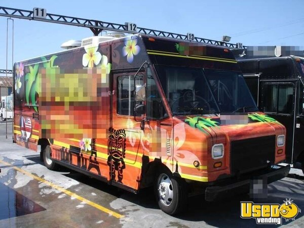 Does My Mobile Food Truck Have To Have Hot Water