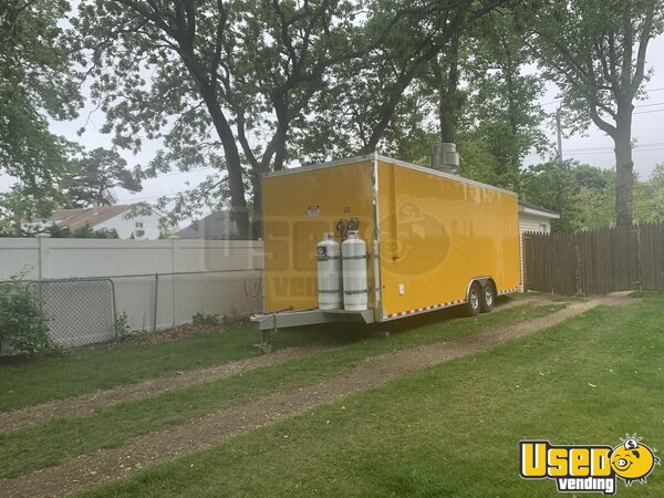 Kitchen Concession Trailer Kitchen Food Trailer New York for Sale