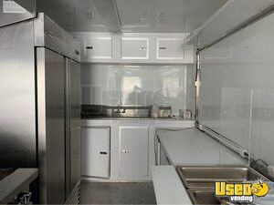 Kitchen Concession Trailer Kitchen Food Trailer Stovetop New York for Sale