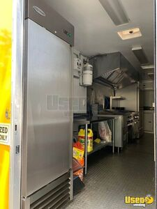 Kitchen Concession Trailer Kitchen Food Trailer Upright Freezer New York for Sale