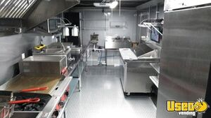 Kitchen Food Concession Trailer Kitchen Food Trailer Air Conditioning Florida for Sale