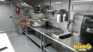 Kitchen Food Concession Trailer Kitchen Food Trailer Concession Window Florida for Sale