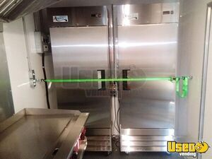 Kitchen Food Concession Trailer Kitchen Food Trailer Exhaust Hood Florida for Sale