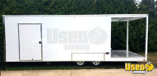 Kitchen Food Concession Trailer Kitchen Food Trailer Indiana for Sale
