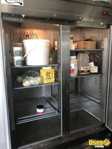 Kitchen Food Concession Trailer Kitchen Food Trailer Interior Lighting Indiana for Sale