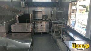 Kitchen Food Concession Trailer Kitchen Food Trailer Microwave Florida for Sale