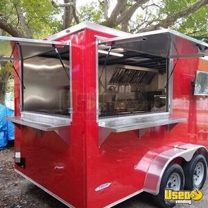 Kitchen Food Concession Trailer Kitchen Food Trailer Propane Tank Florida for Sale
