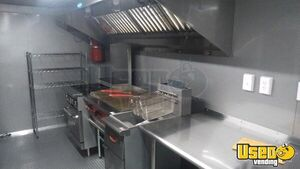 Kitchen Food Concession Trailer Kitchen Food Trailer Stock Pot Burner Florida for Sale