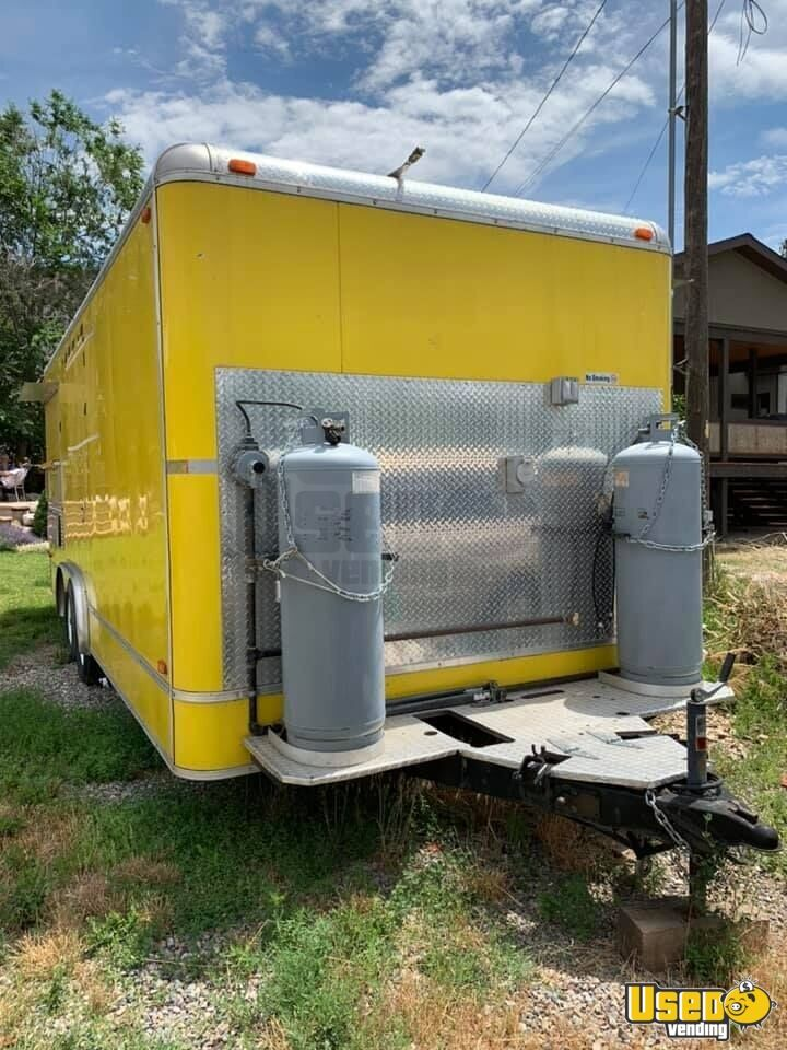 Kitchen Food Trailer Air Conditioning Colorado for Sale - 2