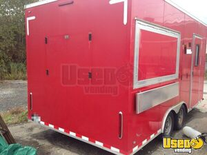 Kitchen Food Trailer Air Conditioning West Virginia for Sale