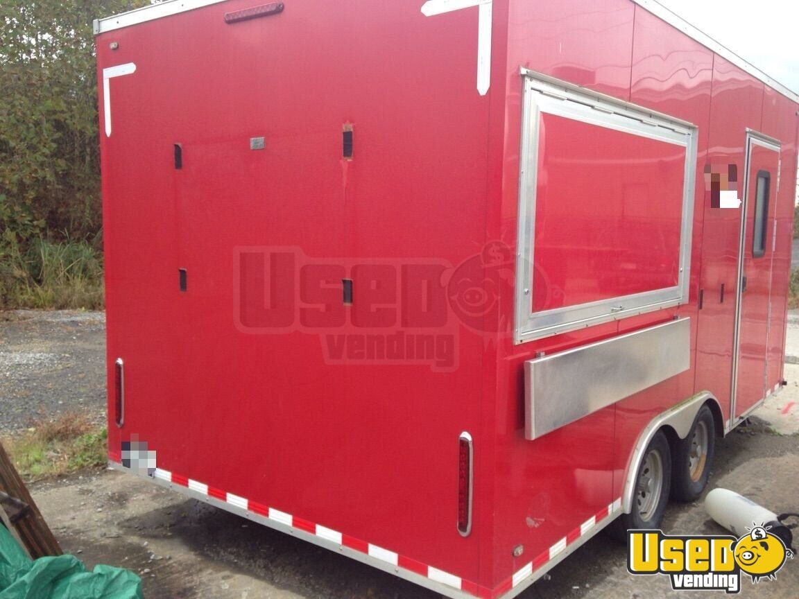 Kitchen Food Trailer Air Conditioning West Virginia for Sale - 2