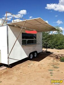 Used Food Concession Trailer / Mobile Kitchen Unit in Great Working Condition for Sale in Arizona!
