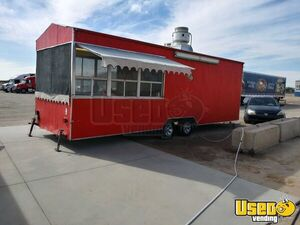 Loaded 2010 8' x 28' Food Concession Trailer with Pro Fire Suppression System for Sale in Arizona!