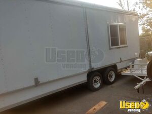 All Electric Wells Cargo Mobile Kitchen Food Concession Trailer for Sale in Arkansas!