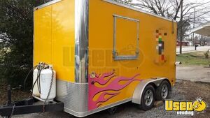 Ready to Work Kitchen Food Trailer/Nicely Outfitted Mobile Kitchen for Sale in Arkansas!
