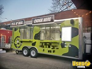 2010 Mobile Kitchen Trailer / Very Versatile Food Concession Trailer for Sale in Arkansas!