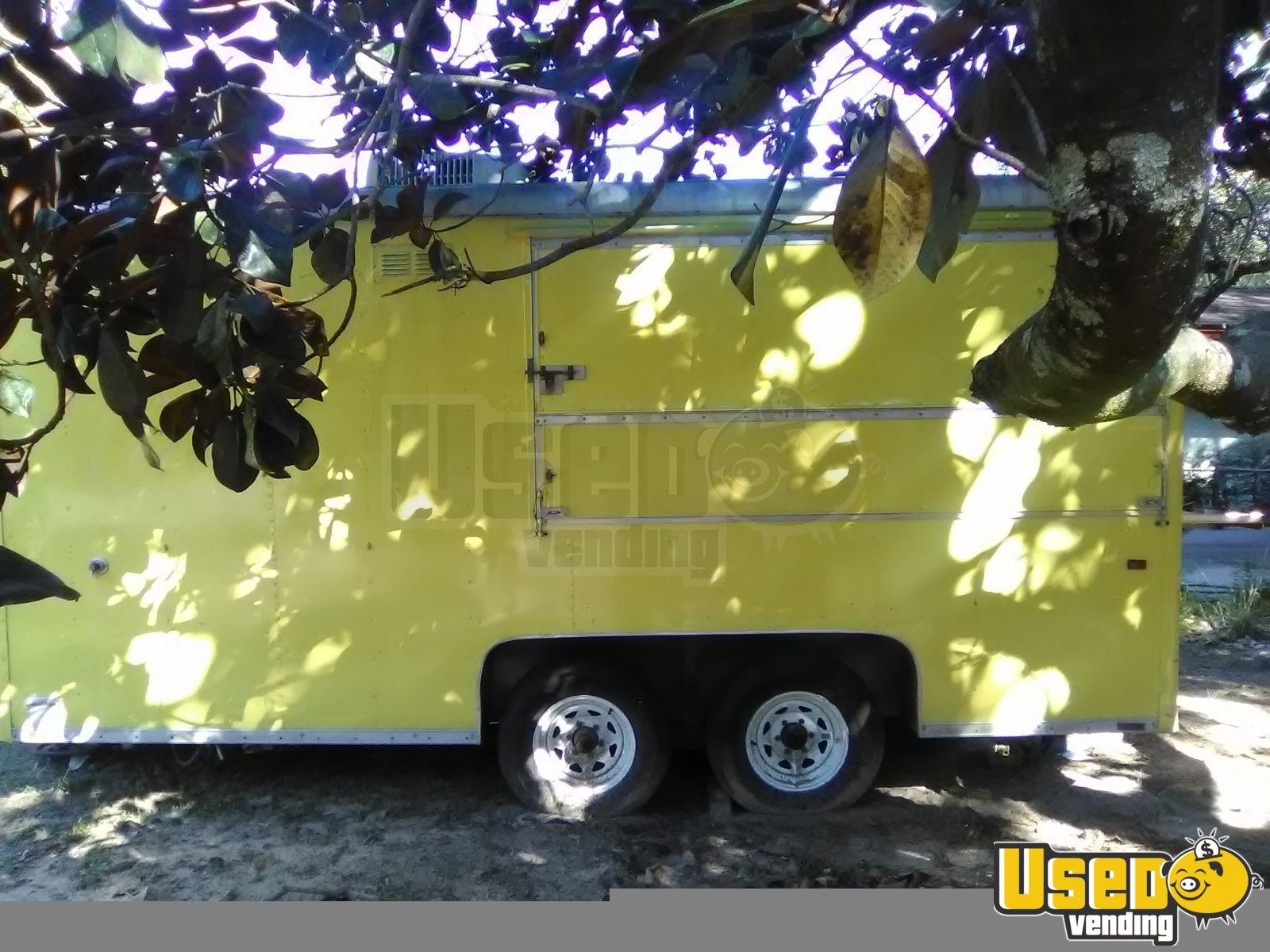 Kitchen Food Trailer Awning Florida for Sale - 4