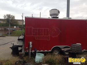 Kitchen Food Trailer Awning West Virginia for Sale