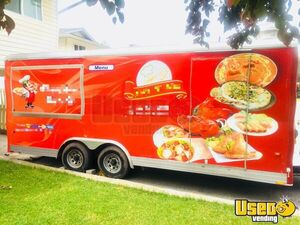 Wells Cargo 20' Mobile Kitchen Food Concession Trailer for Sale in British Columbia!!!