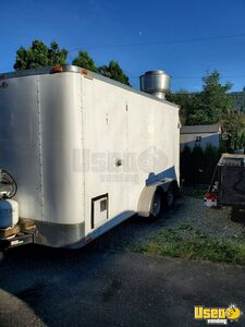 2013 - 7' x 14' Cargo Mate Mobile Kitchen Food Concession Trailer for Sale in British Columbia!!