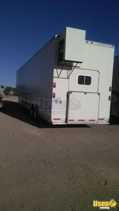 2007 8' x 38' Alum-Line Food Catering Trailer with a Professional Kitchen for Sale in California!