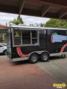 Kitchen Food Trailer with Pro Fire Suppression System in Excellent Condition for Sale in California!
