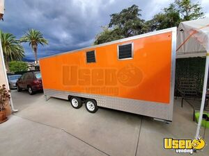 Never Used 2019 Mobile Kitchen / Ready to Go Food Concession Trailer for Sale in California!