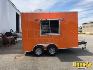 Kitchen Food Trailer Chargrill Delaware for Sale