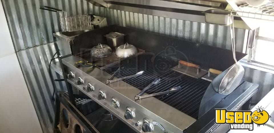 Kitchen Food Trailer Chargrill Florida for Sale - 6
