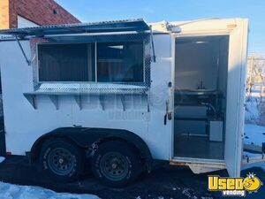 2004 - 6' x 12' Food Concession Trailer Mobile Kitchen for Sale in Colorado!!!