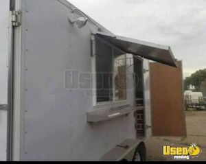 2003 7' x 14' Food Concession Trailer with Commercial-Grade Kitchen Equipment for Sale in Colorado!