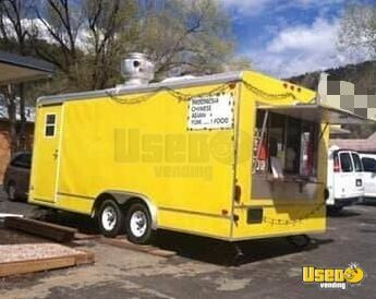 Kitchen Food Trailer Colorado for Sale