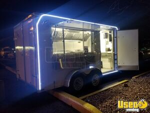 Never Used 2020 7' x 14' Lark Food Concession Trailer / Brand New Mobile Kitchen for Sale in Colorado!
