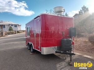 Loaded 2017 8.5' x 14' Starcraft Food Concession Trailer with Pro Fire System for Sale in Colorado!