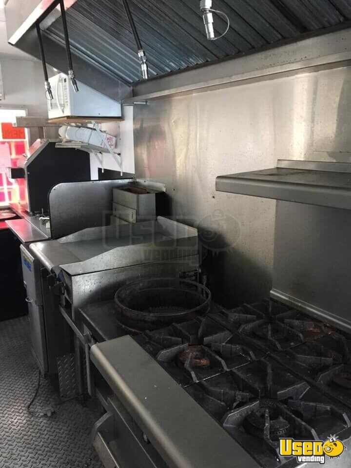 Kitchen Food Trailer Concession Window Colorado for Sale - 3