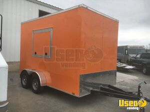 Kitchen Food Trailer Concession Window Delaware for Sale
