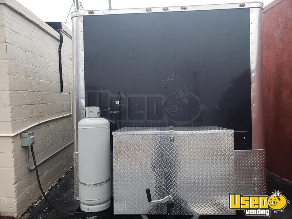 Kitchen Food Trailer Concession Window North Carolina for Sale - 3