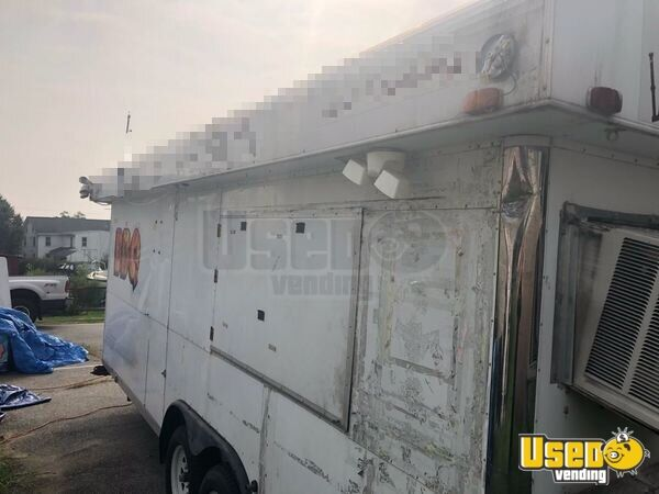 Kitchen Food Trailer Concession Window Pennsylvania for Sale - 3