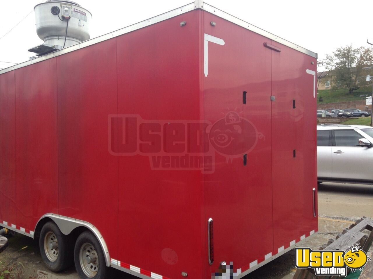 Kitchen Food Trailer Concession Window West Virginia for Sale - 3