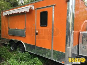 2017 Freedom Food Concession Trailer / Loaded Mobile Commercial Kitchen for Sale in Connecticut!